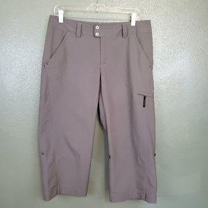 Columbia brand women's titanium capri pants (633)